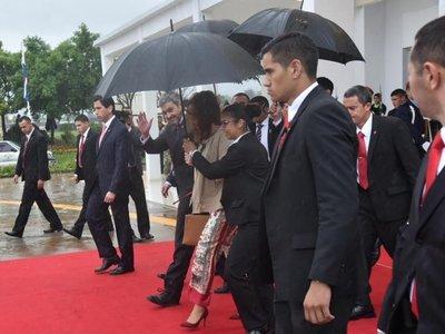 Mario Abdo viaja a Guatemala para Cumbre Iberoamericana
