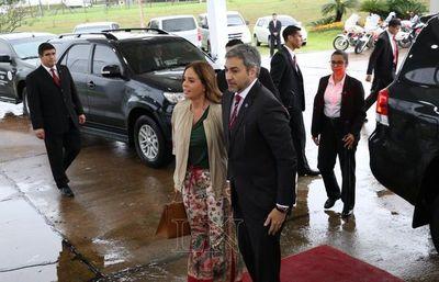 Abdo Benítez viaja a Guatemala