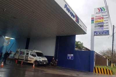 Petropar analizará dos variables para bajar precio de combustibles