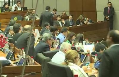Se confirma veto a ampliación de los Gs. 18 mil millones para la fiscalía