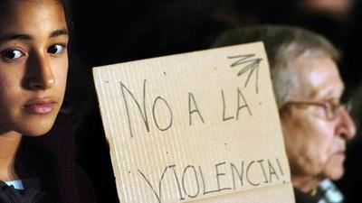 Mujeres se organizan contra toda forma de violencia