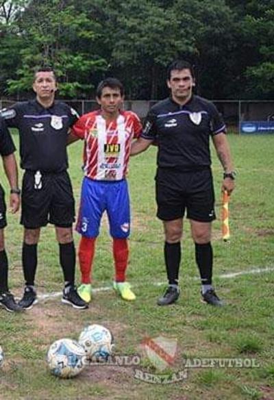 Selección Sanlorenzana: El capitán queda fuera del Interdepartamental