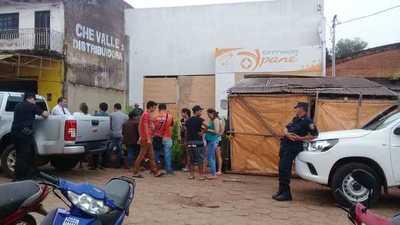 Intentan desalojar a trabajadora en Concepción