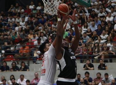 Olimpia Kings cae en su segunda presentación en las semis de la LSB
