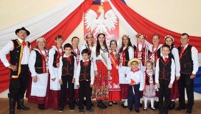 Colectividad polaca celebra centenario de independencia