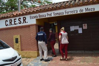 Fiscalía investiga caso de niña en San Lorenzo