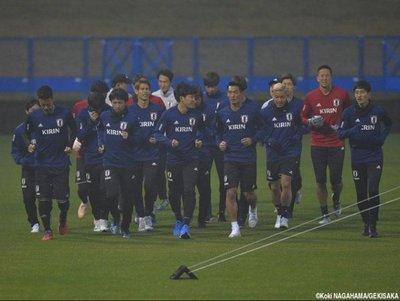 Japón recibe a Venezuela