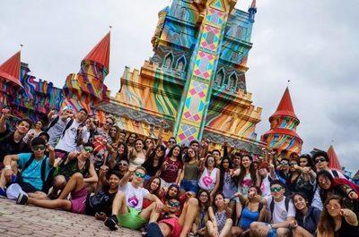 El viaje esperado por los jóvenes estudiantes