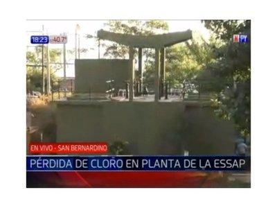 Fuga de cloro por poco mata a tres personas en San Ber