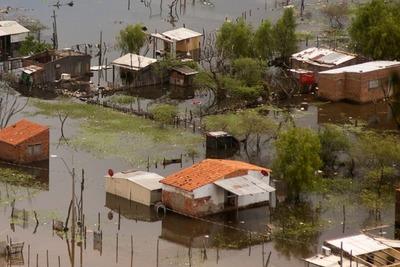 Río Paraguay sube en Alberdi y mantiene margen en Asunción