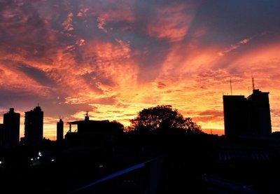 Meteorología anuncia un jueves agradable con ambiente fresco a caluroso