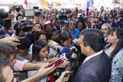 A través del MEC, gobierno ratifica apoyo a la familia – Prensa 5