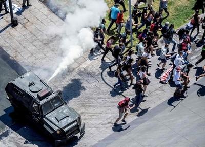Chile: Escándalo e incidentes tras la muerte de un joven mapuche