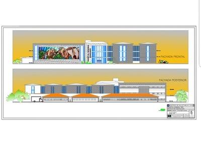 Sacan G. 10.000 millones del presupuesto para el nuevo Hospital Nacional de Coronel Oviedo – Prensa 5