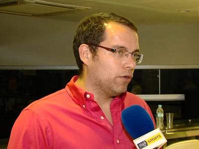 Roberto Cáceres de la Fundación CCP