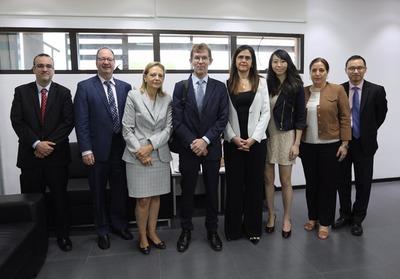 Misión del FMI evaluó impacto de Itaipu en la economía paraguaya