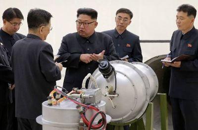 """Corea del Norte probó una """"nueva arma de alta tecnología"""""""