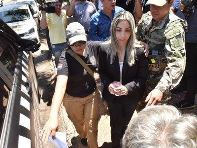 Fiscalía solicita rechazo de pedido de libertad de Juana Carolina Vera