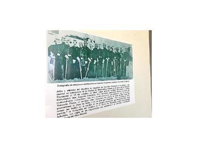 Histórica muestra sobre Paysandú se instala en Asunción