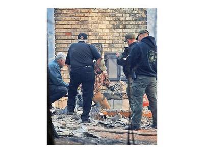 Incendios en EEUU dejan 59 muertos y  130 desaparecidos