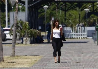 Meteorología anuncia una jornada cálida a calurosa