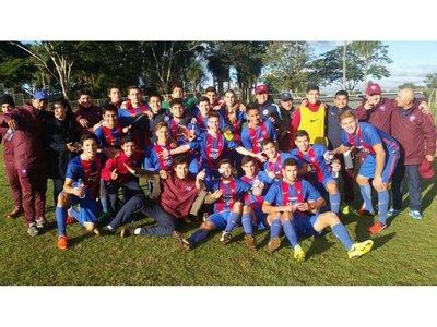 Formativas: Cerro Porteño, flamante campeón en la 19