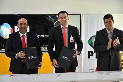 Mitic firmó convenio con PTI para un mayor acceso ciudadano a la tecnología