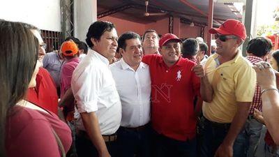 """Horacio Cartes: """"Manos a la visera para el Paraguay y para mi partido"""""""