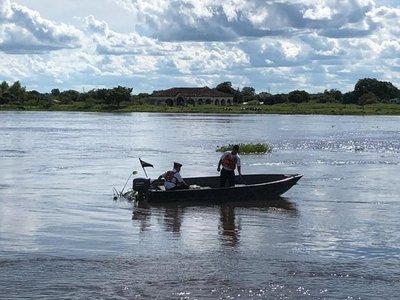 Estudiante desapareció en aguas del río Paraguay