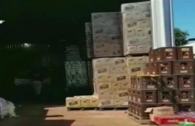 Duro golpe al contrabando de cervezas