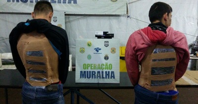 Durante Operación Muralla requisan 7.715 kilos de marihuana