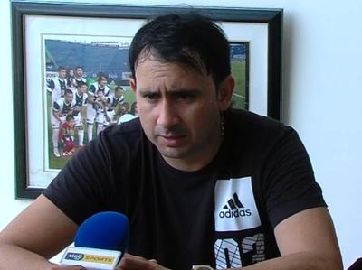 Héctor Marecos tiene toda la semana para preparar el juego ante el Inde