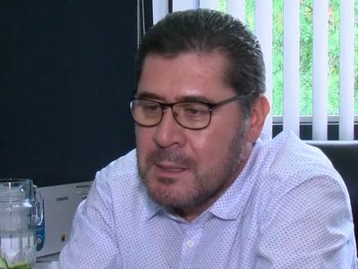 Lucio Maldonado en charla con Marcos González
