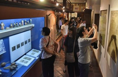 Emocionante recorrido por museos
