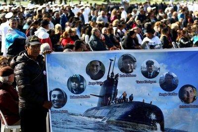 Hallan submarino argentino desparecido
