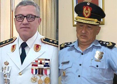 Policías Planilleros: Comandancia releva a jefe policial del Guairá