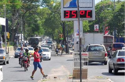 Anuncian sábado extremadamente caluroso y tormentas en el sur