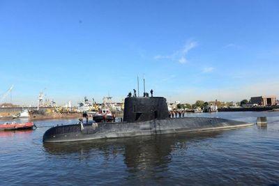 """""""Muy shockeados"""" con el hallazgo del submarino"""