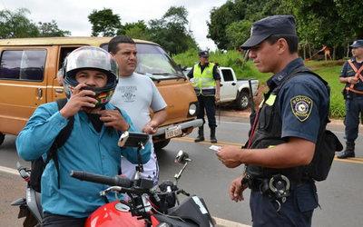 Policía Nacional destaca resultados en el departamento Central