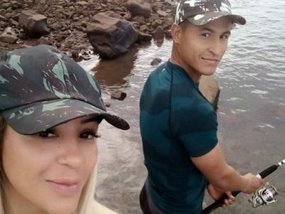 El pasatiempo de Laura Brizuela y su novio Rodi Ferreira