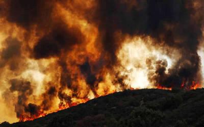 California: sube a 74 los muertos y más de 1000 desaparecidos tras incendios