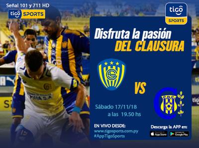 Sportivo Luqueño vs. Deportivo Capiatá es la cita