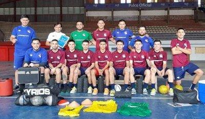 Albirroja viajó a Colombia para el Mundial de fútbol de salón