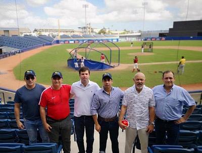 Paraguay se nutre de experiencia colombiana de cara a Juegos Suramericanos