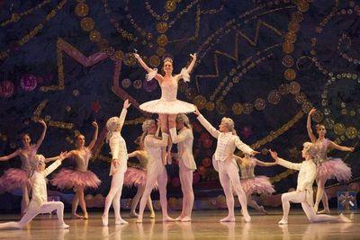 """""""Cascanueces"""" llega de la mano de ballet ruso en el BCP, mañana"""