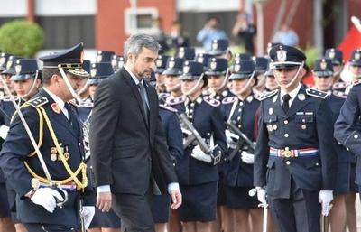 HOY / Abdo raja al comandante y subcomandante de la Policía: Villamayor sigue en Interior
