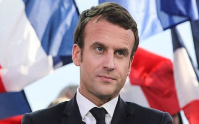 """Mandatario Francés pidió una Europa """"más fuerte y soberana"""""""