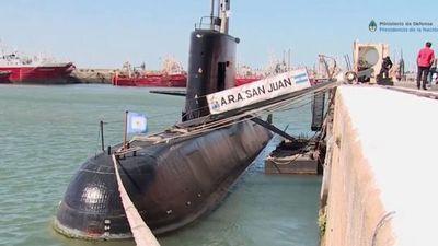 Gobierno argentino cree que no existe tecnología para reflotar ARA San Juan