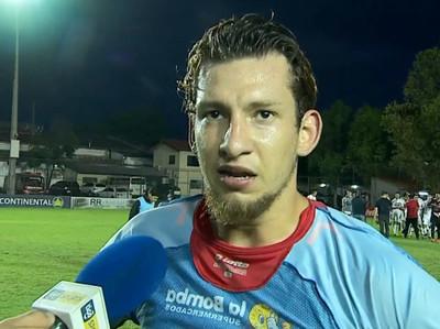 """""""El equipo merecía el triunfo"""", dijo Borja"""