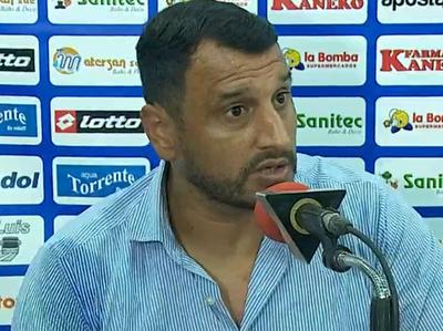 """""""Tuvo dos situaciones el rival y lo aprovechó"""", dijo Mario Jara"""
